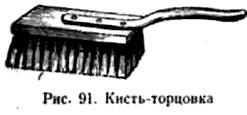 Кисть-торцовка