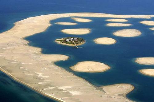 искусственные острова