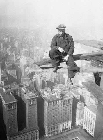 небоскреб Манхеттена