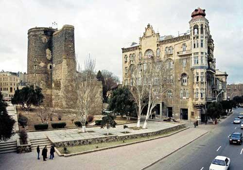 Архитектура Азербайджана