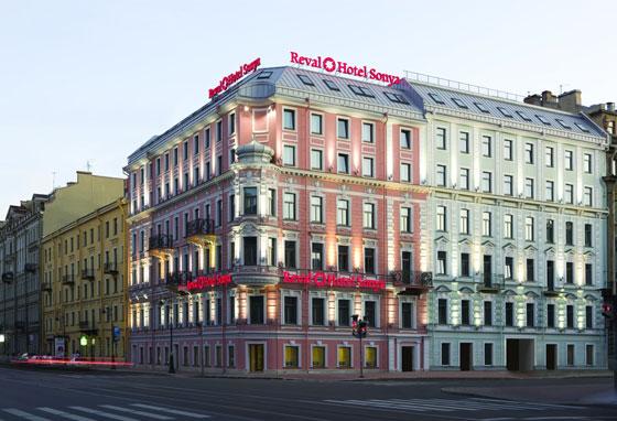 Отель в стиле Достоевского