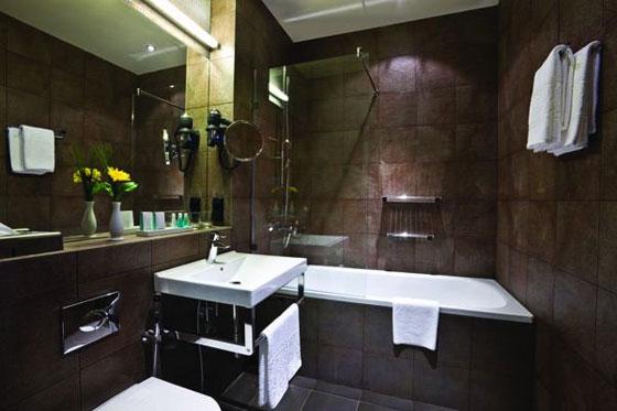 Ванная в стиле Достоевского