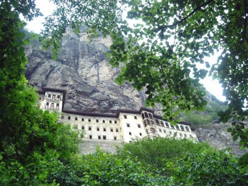 монастырь Сумела