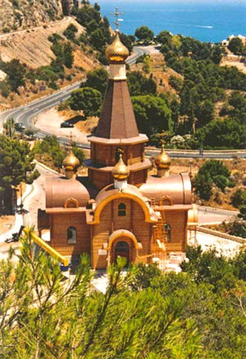Храм Святого Архистратига Михаила. Испания