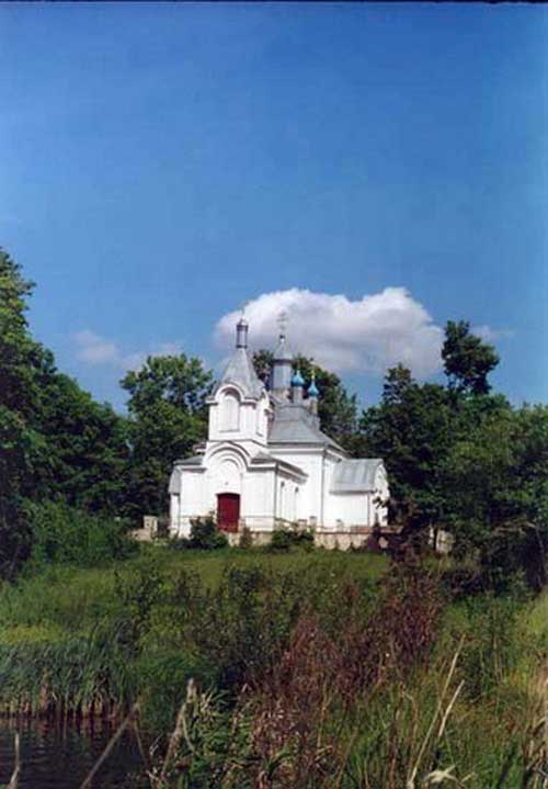 Cвятого благоверного Александра Невского храм. Литва